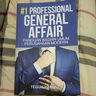 [Disc 60%] General Affair Book