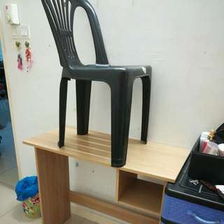 Study Table with Free Chair