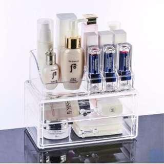 Makeup acrylic storage box (small)