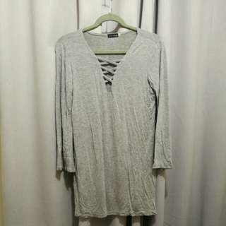 COCO CABANA Beach Cover Up Size L