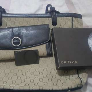 Oroton Signature Set