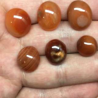 56.80cts natural Agate loose gemstones
