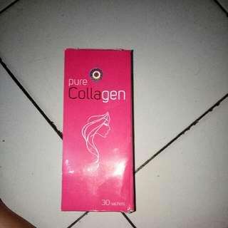 Pure Collagen Vitamin Kulit Ori