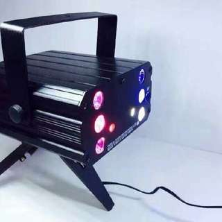 YX-036 Mini Laser Stage Lighting Holographic Projector