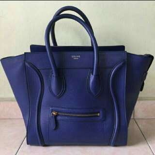 💯% Celine Luggage Bag