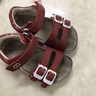 Clarks Girl Sandals