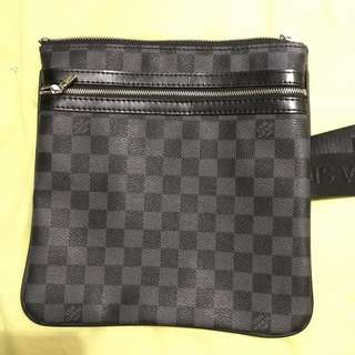 433e813c Lv Louis Vuitton sling bag, inspired, text 82188034