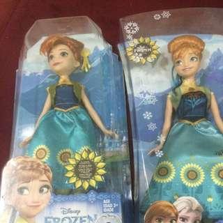 Disney Frozen: Anna set of 2