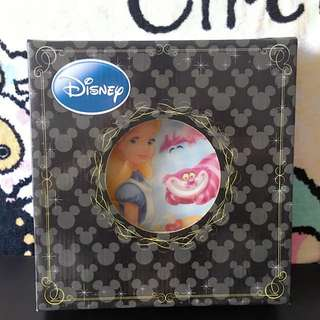 Brand New In Box 2010 Disney Sega 20cm Display Plate With Stand Cheshire Cat