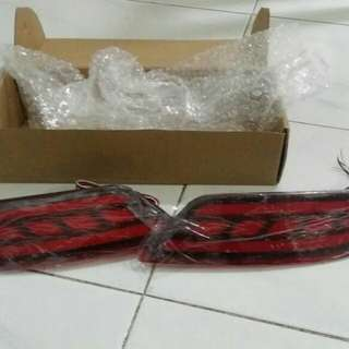 ( New) Honda vezel rear  deflector( Yishun )