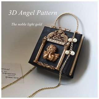 Luxury 3D Angel Bag