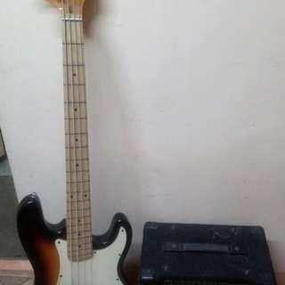 Aspire Bass and Boston Bass Amp