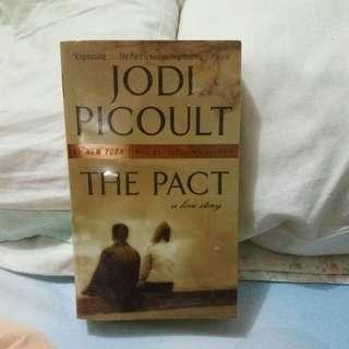 "Jodi Picoult ""The Pact:"