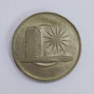 Syiling RM1 Tahun 1980