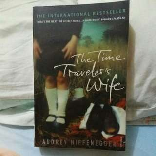 """Audrey Niffenegger """"The Time Traveller's Wife"""""""