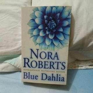 "Nora Roberts ""Blue Dahlia"""