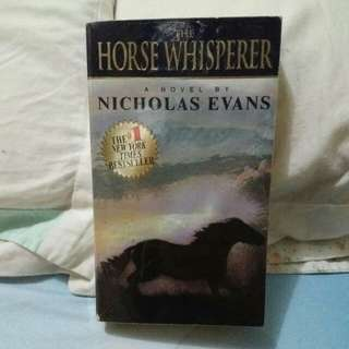 """Nicholas Evans """"The Horse Whsiperer"""""""