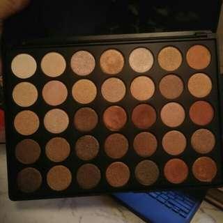 Crush Cosmetics Eyeshadow Palette - 35OS+