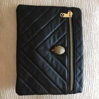 KURT Geiger London leather Kensington pouch