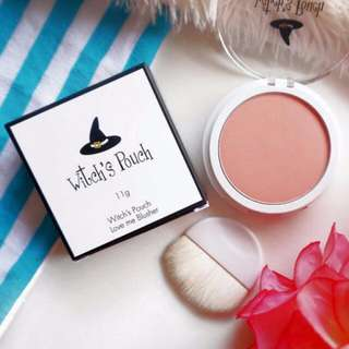 Witch's Pouch Love Me Blusher #Ramadan50