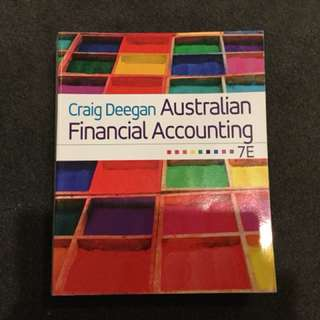 Financial Accounting Book 7E