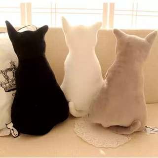 Cat back Cute Pillow Cushion Baby Kid Children Gift Birthday Lover Couple