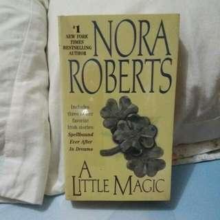 """Nora Roberts """"A Little Magic"""""""