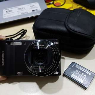 Samsung WB150F Black Camera