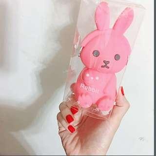 防水兔子零錢包