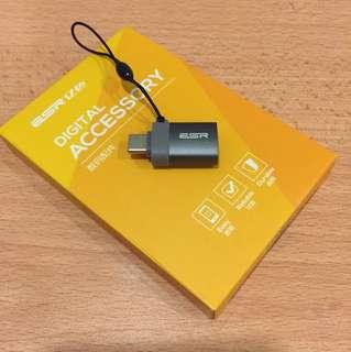 USB-C to USB 3.0 OTG Converter