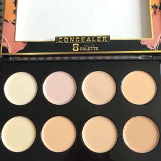 Ushas Concealer/Contour Palette Cream replica