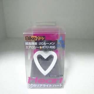 BikeGuy heart light (JAPAN)