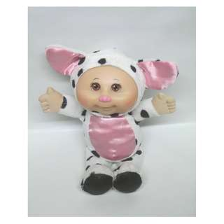 Cabbage Patch Kid / Small CPK Doll Cow Costume