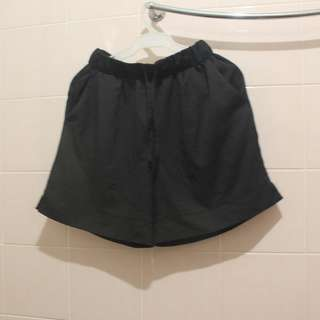 All About Pants : BLACK SHORTS