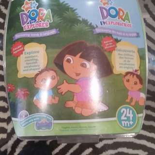 LEAP FROG BABY LITTLE LEAPS DORA THE EXPLORER