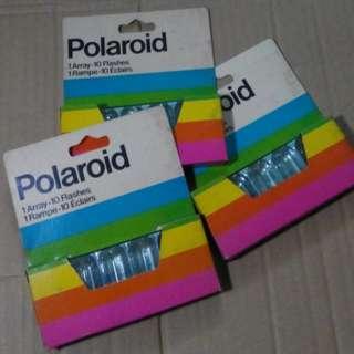 Polaroid Flash Bar Bulb