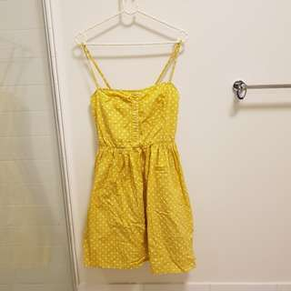 Dangerfield - Princess Highway Polka Dot Dress Size 14