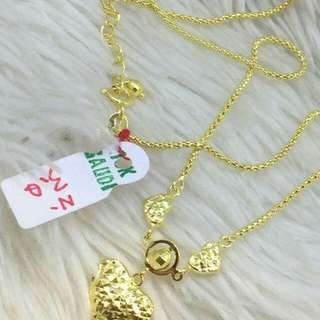 Saudi gold 18k pawnable