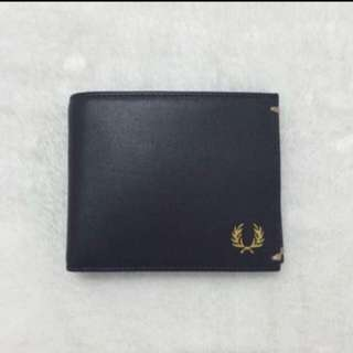 Fred Perry Signature Classic Minimalist Wallet