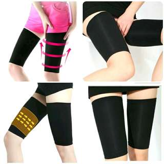 New Slimming Compression Fat Burn Leg Thigh Thin Stocking