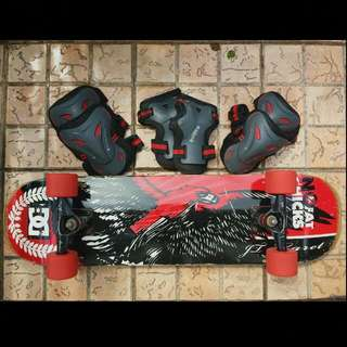 Skateboard Package