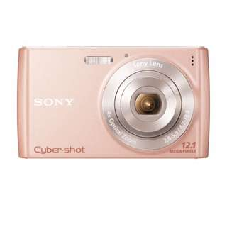 Sony Cyber-Shot DSC-W510 12.1 MP Digital Still Camera with 4x Wide-Angle Optical Zoom Lens and 2.7-inch LCD (Pink) -ORIGINAL