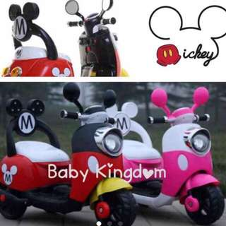 *In Stock* Ride On It Mickey Mouse Scooter For Baby/ Toddler / Children / Kid / Infant ( Stroller, Walker , Electric Bike Car, Birthday Gift , Bicycle , Mum, Infant,kitchen, Dad,appliances, Home, Phone,Living Room, Gift Set  ,hoverboard )