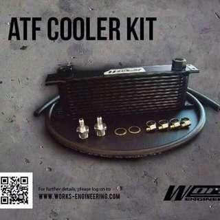 Works Engineering ATF Cooler Kit