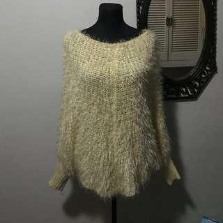 Super soft fluffy pullover