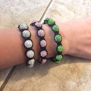 Brand New Shamballa Bracelets