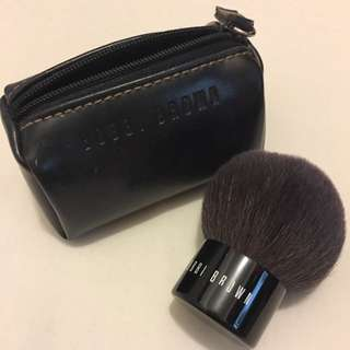 Bobbi brown travel face powder brush