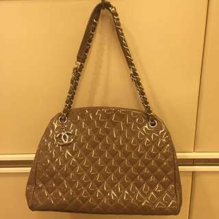 *Reduced!!* Authentic Chanel Patent Mademoiselle