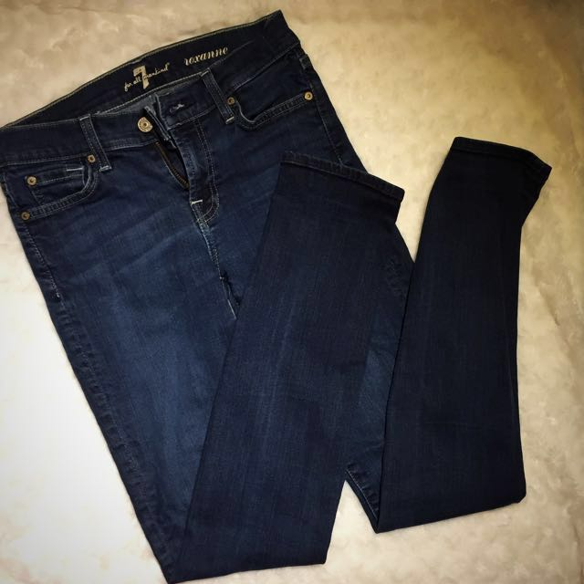 7 for all Mankind - Roxanne Size 25