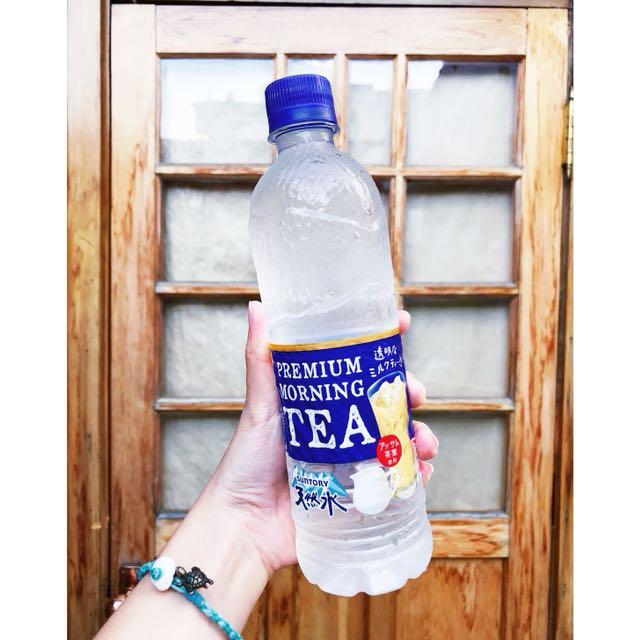日本🇯🇵透明奶茶